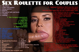 Sex Roulette for Couples