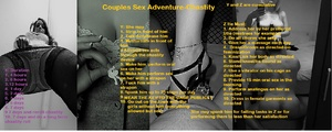 Couples Sex Adventure-Chastity Roulette