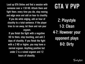 GTA V PVP