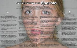 Du wirst süchtig nach Sperma [DE]
