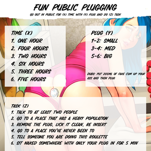 Fun public plugging