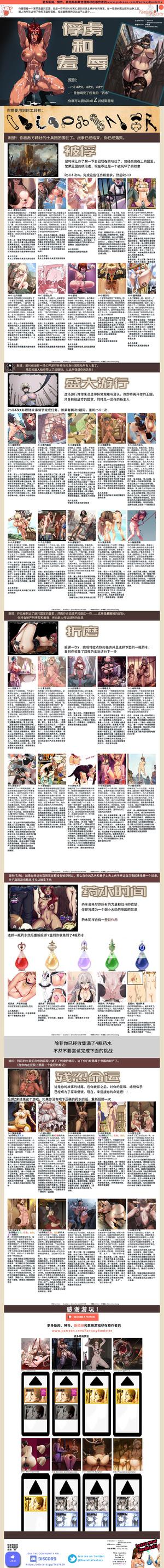 Captured & Humiliated (Chinese version)