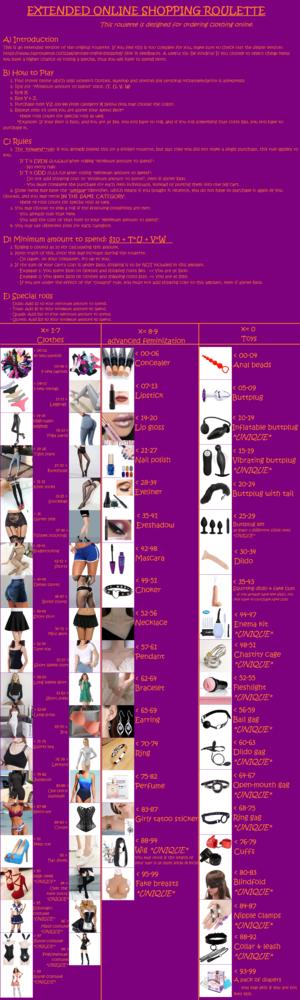 Lenole's extended online shopping