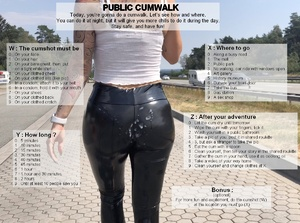 PUBLIC CUMWALK