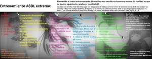 ABDL Training humillation (en español) (8,9 y 0 reroll)