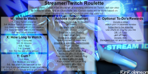 Streamer/Twitch Roulette
