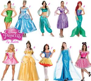 Disney Princess Fap Roulette