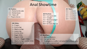 Anal Showtime