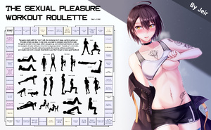 The Sexual Pleasure Workout Roulette