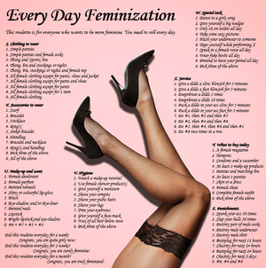 Every Day Feminization