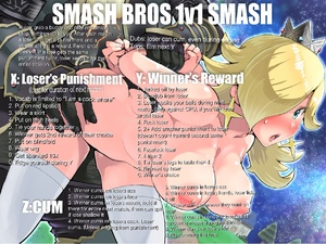 Smash Bro's 1v1 Smash
