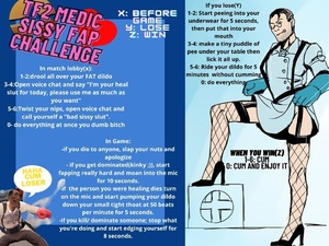 Tf2 Medic Sissy Challenge