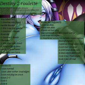 Destiny 2 roulette [DE]
