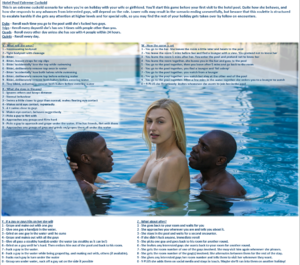 Hotel Pool Extreme Cuckold