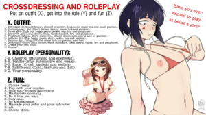 Crossdressing And Roleplay