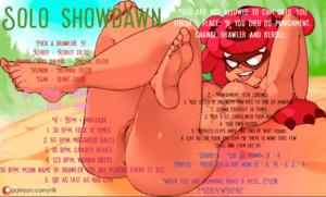 BS Solo showdawn