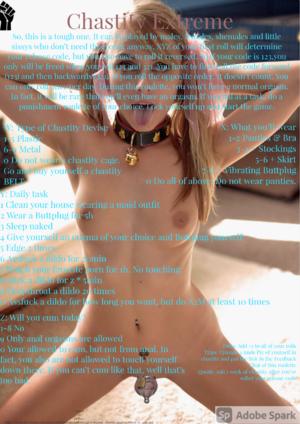 Chastity Extreme