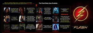 The Flash Risky Cum Roulette