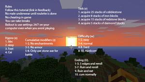 Minecraft hypno