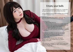 Empty your balls