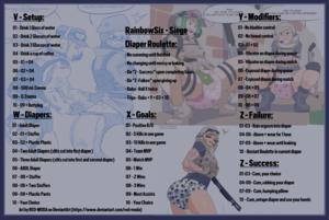 RainbowSix Siege Diaper Roulette