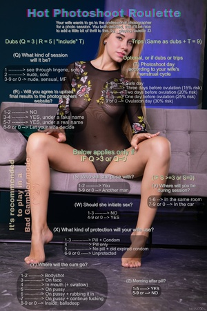 Hot Photoshoot Roulette