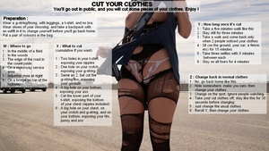 CUT YOUR CLOTHES