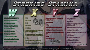 Animeat's Stroking Stamina