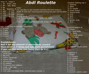 ABDL Roulette