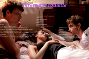 Threesome roulette