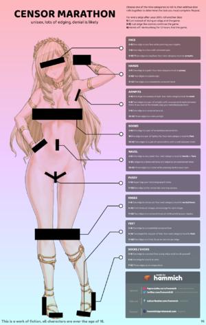 Censor Marathon