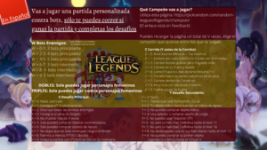 League of Legends 1 vs Bots ESPAÑOL