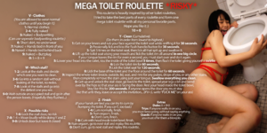 Mega Toilet Roulette Risky