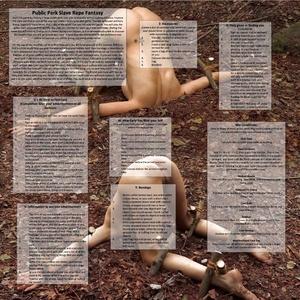 Public Park Slave Rape Fantasy