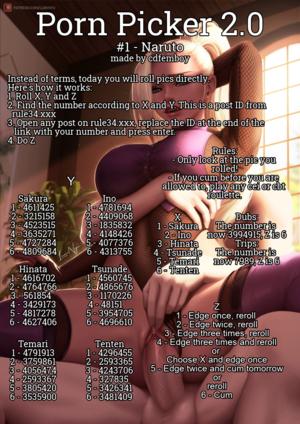 Porn Picker 2.0 - Naruto