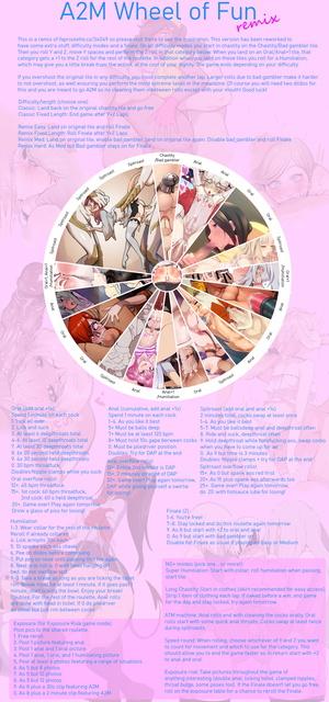 A2M Wheel of Fun remix