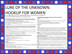 Lure of the Unknown: Hookup for Women