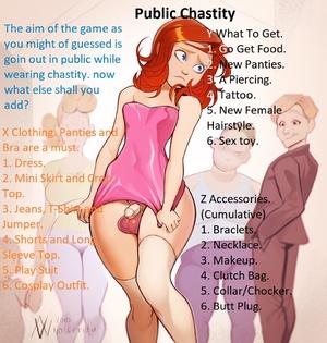 Public Chastity