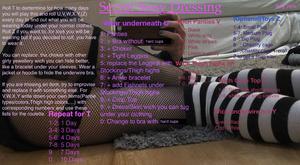 Secret Sissy Dressing