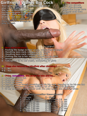 Girlfriend Wants Big Cock