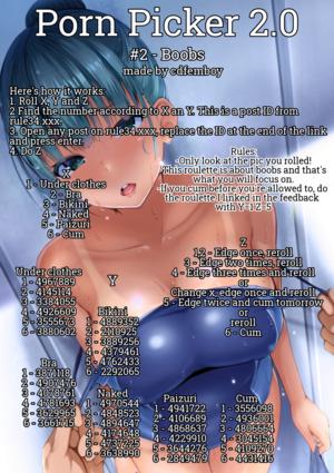 Porn Picker 2.0 Boobs