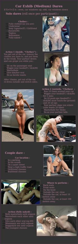 Car Exhib Dares [MEDIUM]