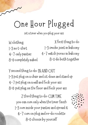 One Hour Plugged