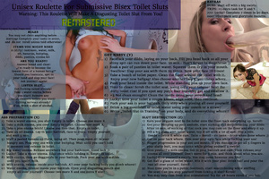 Unisex Roulette For Submissive Bisex Toilet Sluts - Remastered