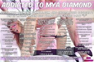 Sissy Exposure: Mya Diamond