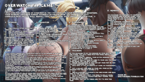 Overwatch fap game by SissyOrders