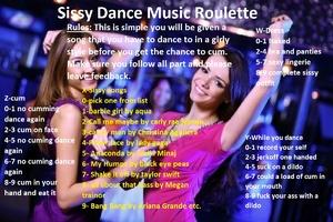 sissy dance roulette