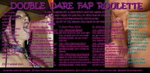 double dare fap roulette