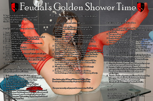 Feudel's Golden Shower Time