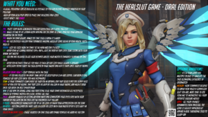 Mercy changes healslut game.